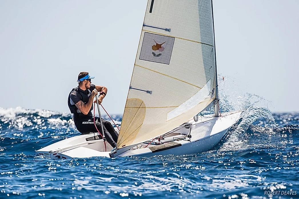 Panagiotis Iordanou CYP Finn SilverCup